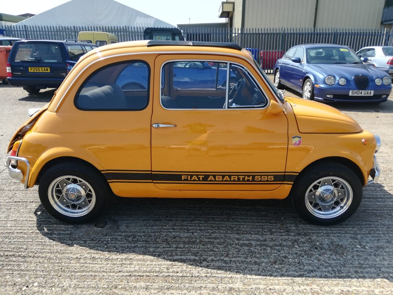 1969 FIAT ABARTH For Sale (picture 1 of 6)