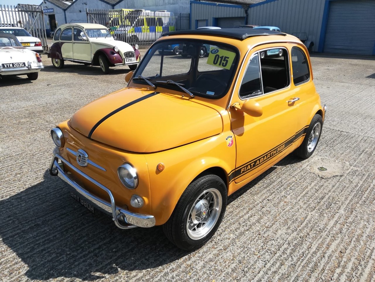 1969 FIAT ABARTH For Sale (picture 2 of 6)