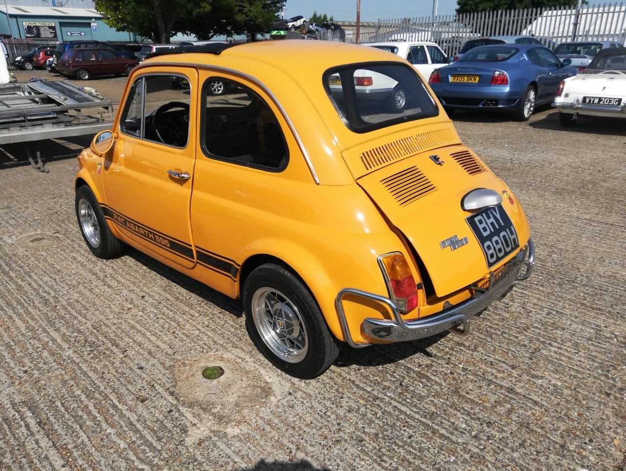 1969 FIAT ABARTH For Sale (picture 3 of 6)