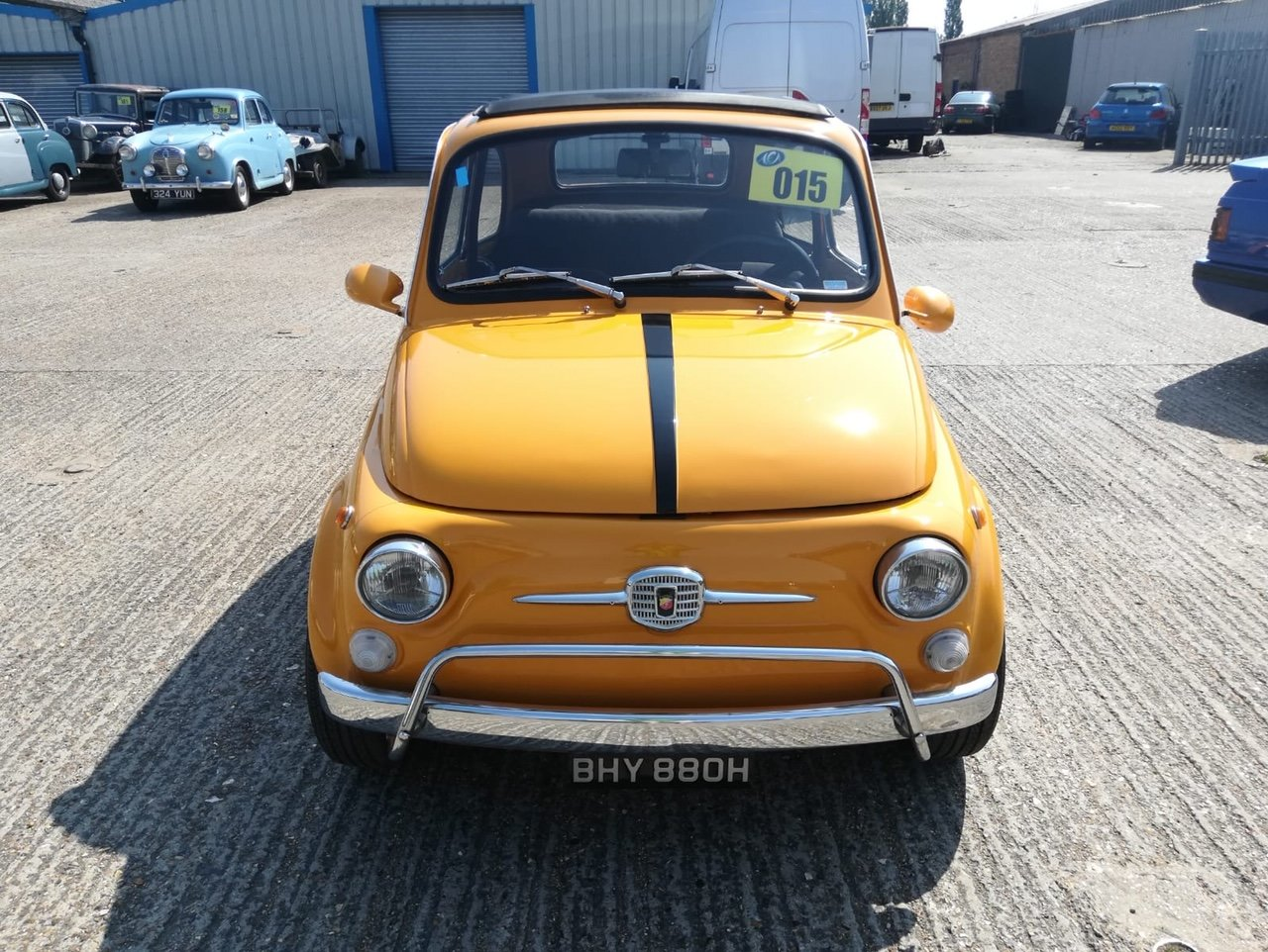 1969 FIAT ABARTH For Sale (picture 4 of 6)
