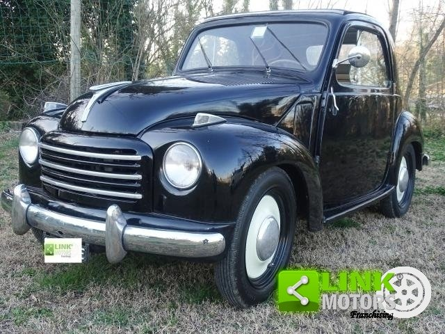Fiat 500 C DEL 1950 1 SERIE For Sale (picture 1 of 6)