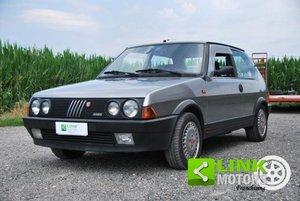 FIAT Ritmo Abarth 130 TC Targa oro conservata - 1986 For Sale
