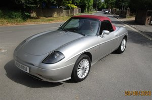 2000 FIAT BARCHETTA RIVIERA For Sale by Auction