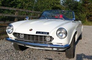 Fiat Spider 124 Pininfarina