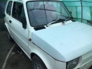1989 Fiat 126 Bis - sound car -