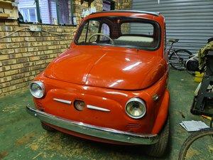 1969 Fiat 500N