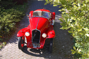 1934 Rare Mille Miglia eligible Spider was delivered new to Swiss