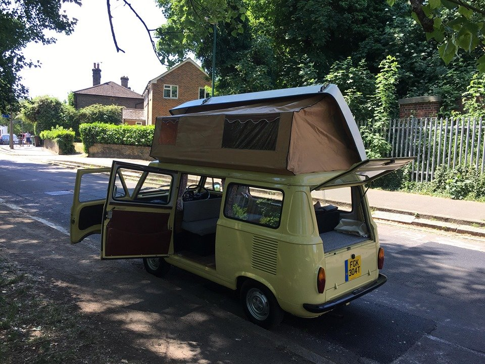1978 Fiat 900t Amigo Classic Campervan Mobile Catering SOLD (picture 2 of 6)