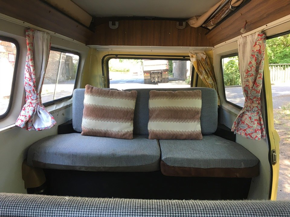 1978 Fiat 900t Amigo Classic Campervan Mobile Catering SOLD (picture 6 of 6)