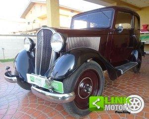 Fiat 508 balilla 2 porte del 1937