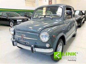 1967 Fiat 600 Fanalona RESTAURATA