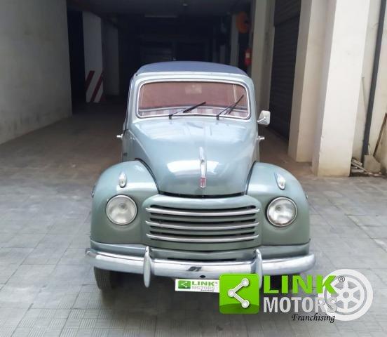 1954 FIAT - 500 C Giardinera. PEZZI ORIGINALI! SENZA RUGGINE! TE For Sale (picture 1 of 6)