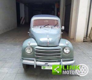 1954 FIAT - 500 C Giardinera. PEZZI ORIGINALI! SENZA RUGGINE! TE
