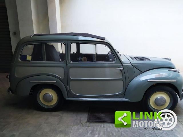 1954 FIAT - 500 C Giardinera. PEZZI ORIGINALI! SENZA RUGGINE! TE For Sale (picture 2 of 6)