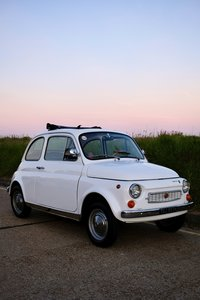 1969 Fiat 500 Francis Lombardi My Car For Sale