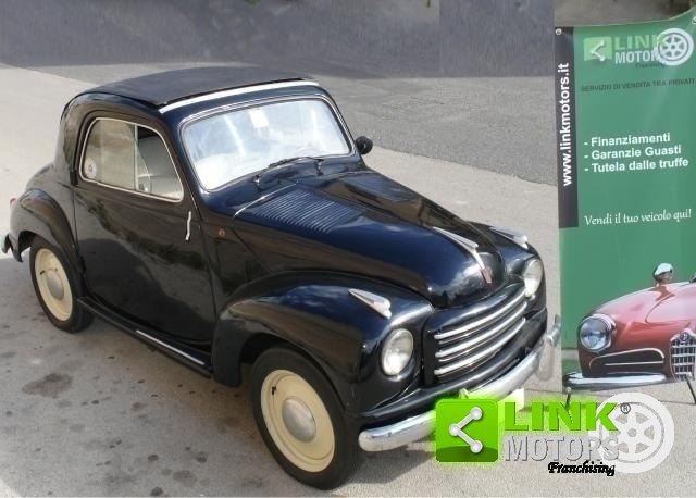 1954 Fiat Topolino C Berlinetta For Sale (picture 1 of 6)