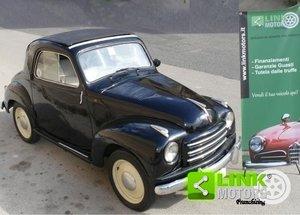 1954 Fiat Topolino C Berlinetta