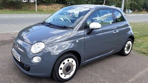 Fiat 500 Colour Therapy, low miles with FSH