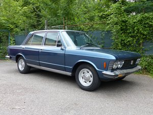 Picture of 1971 Amazing and rust-free Fiat 130 Sedan, manual 5-speed-gearbox SOLD