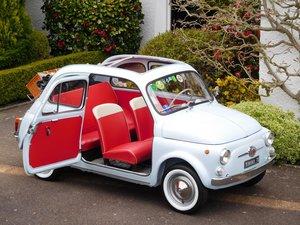 Fiat 500D Trasformabile 1963 LHD / Sympathetically Restored!