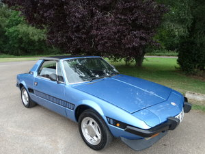 1977 FIAT X19 BERTONE SPECIAL *ONLY 18,000 MILES*