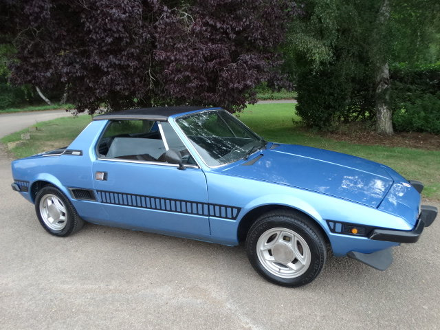 1977 FIAT X19 BERTONE SPECIAL *ONLY 18,000 MILES* For Sale (picture 2 of 6)