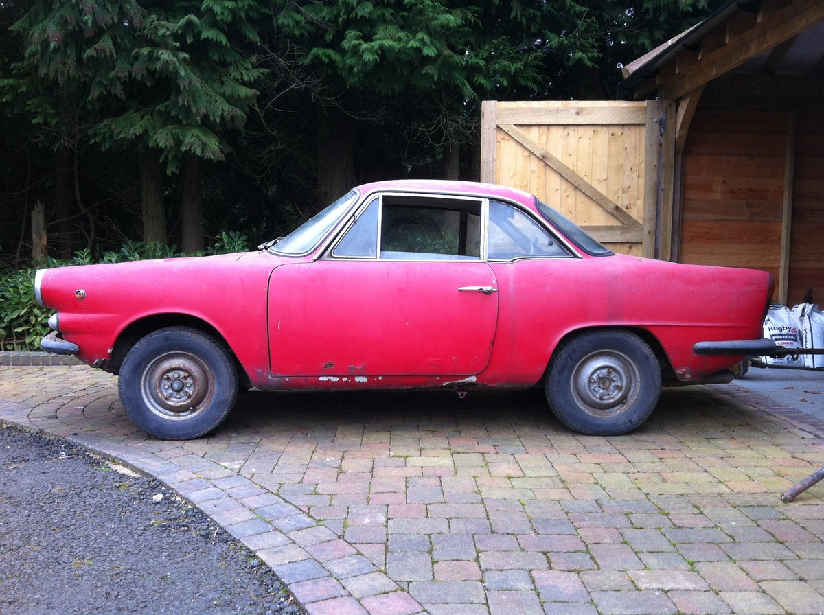 1964 Fiat Vignale Coupe For Sale (picture 2 of 6)
