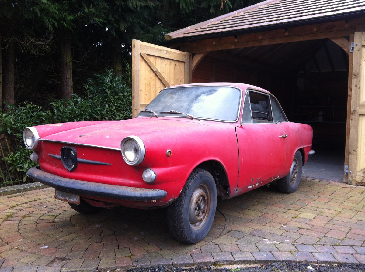 1964 Fiat Vignale Coupe For Sale (picture 6 of 6)