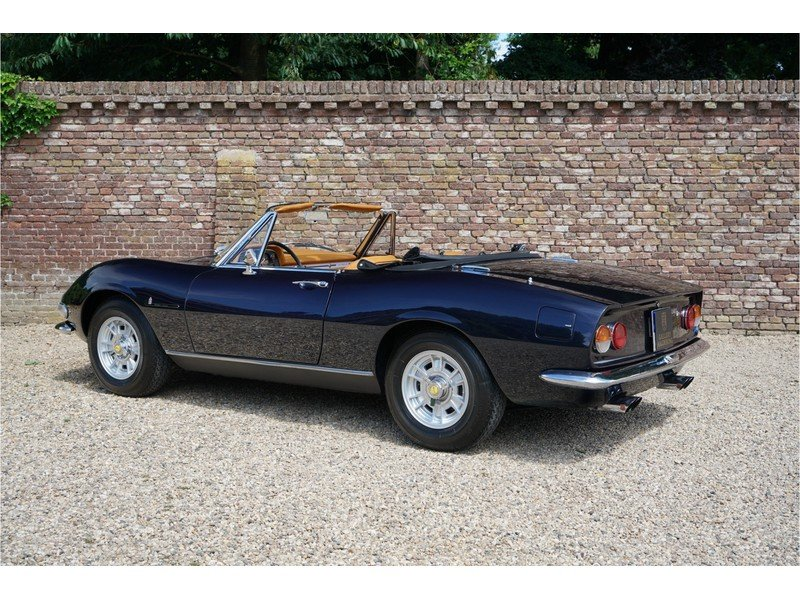1967 Fiat Dino Spider 2.0 Well maintained example  For Sale (picture 2 of 6)
