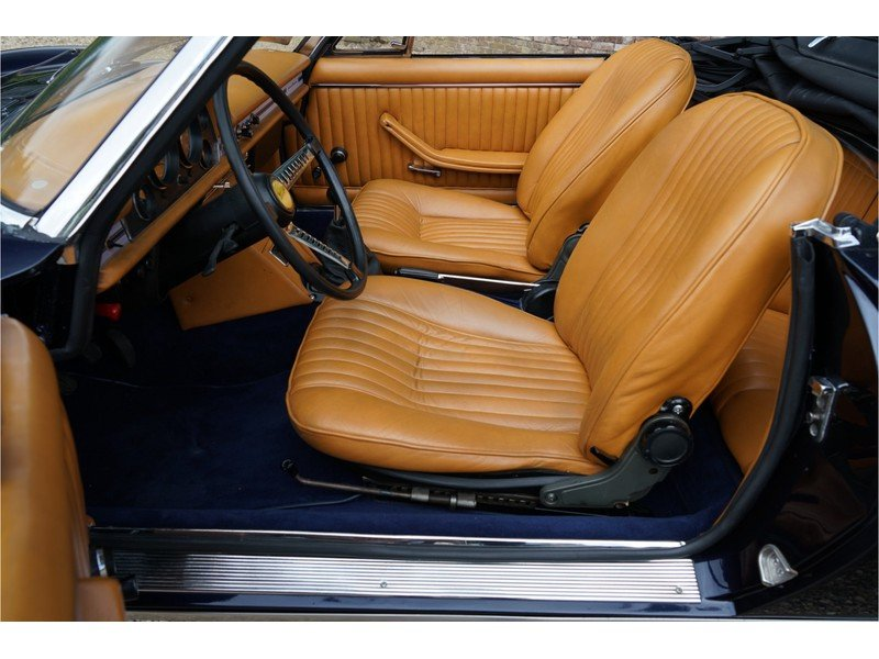 1967 Fiat Dino Spider 2.0 Well maintained example  For Sale (picture 3 of 6)