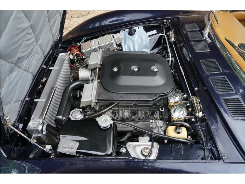 1967 Fiat Dino Spider 2.0 Well maintained example  For Sale (picture 4 of 6)