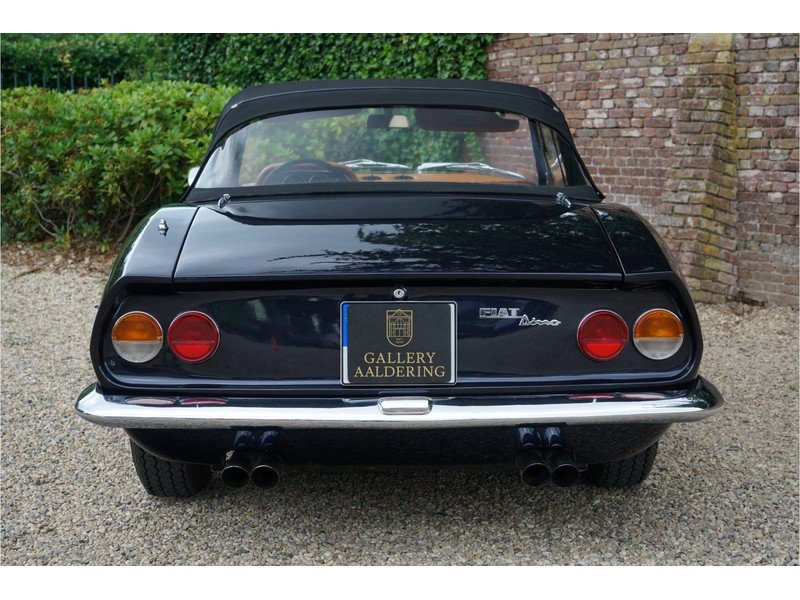 1967 Fiat Dino Spider 2.0 Well maintained example  For Sale (picture 6 of 6)
