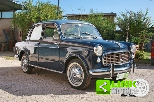 Fiat 1100/103 H Lusso del 1959 PERFETTAMENTE CONSERVATA For Sale (picture 1 of 6)