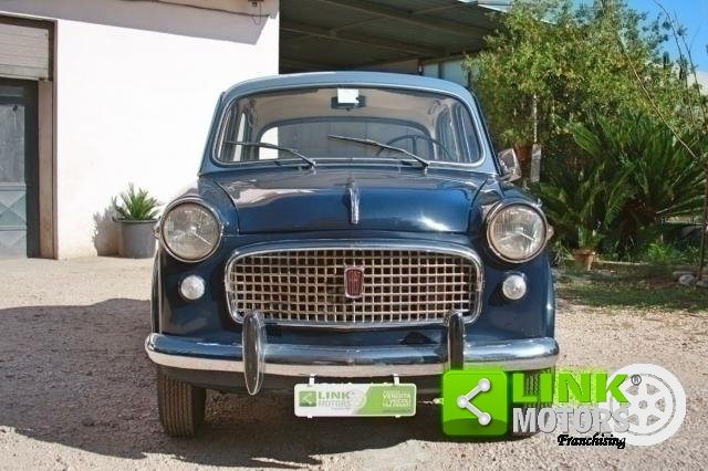 Fiat 1100/103 H Lusso del 1959 PERFETTAMENTE CONSERVATA For Sale (picture 2 of 6)