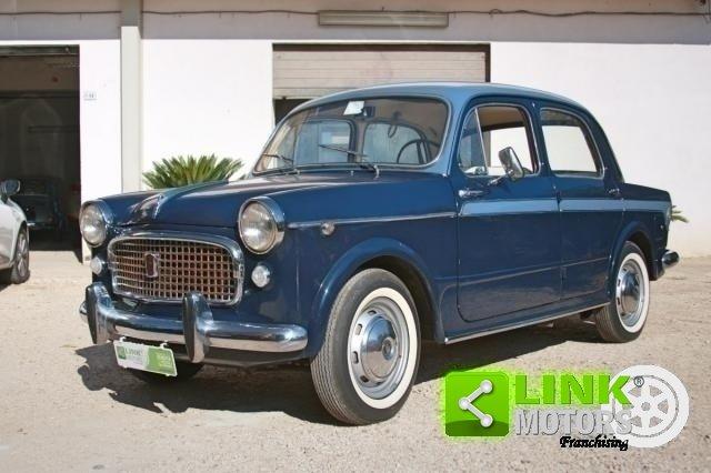 Fiat 1100/103 H Lusso del 1959 PERFETTAMENTE CONSERVATA For Sale (picture 3 of 6)