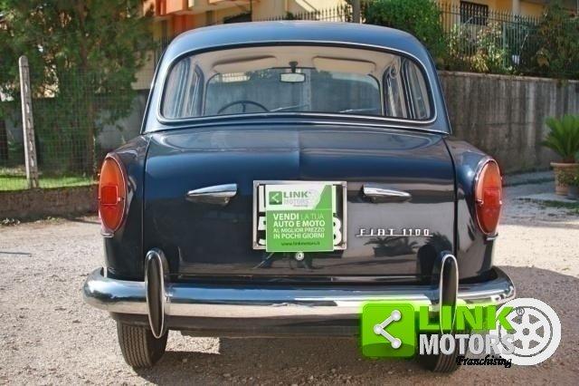 Fiat 1100/103 H Lusso del 1959 PERFETTAMENTE CONSERVATA For Sale (picture 6 of 6)