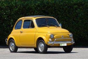1968 Fiat 500 L Berlina  **1^ VERNICE ** UNICO PROPRIETARIO