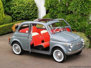 Fiat 500D 'Trasformabile' Classic