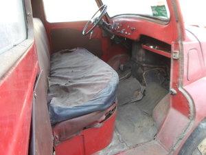 1959 Camioncino d'epoca Fiat 615 N prima serie anni 50