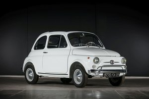 1968 Fiat 500 110 F - No reserve For Sale by Auction