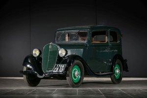 1935 Fiat 508 Balilla 6CV coach commercial - No reserve