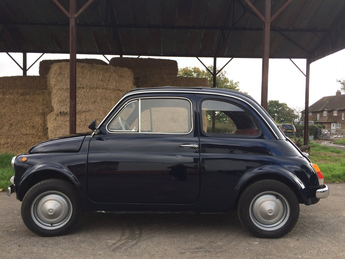 1968 Fiat 500 (Lhd) needs new home SOLD (picture 4 of 6)