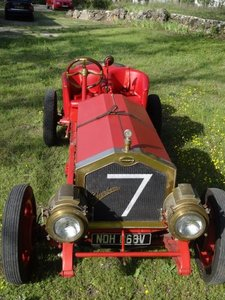 FIAT style Edwardian road racer special