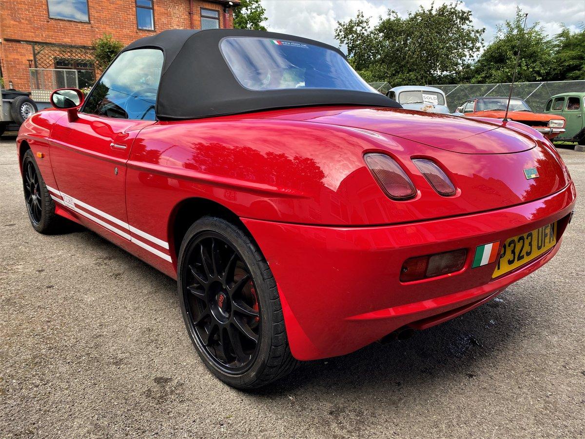 1996 FIAT Barchetta - Good Condition For Sale (picture 2 of 6)