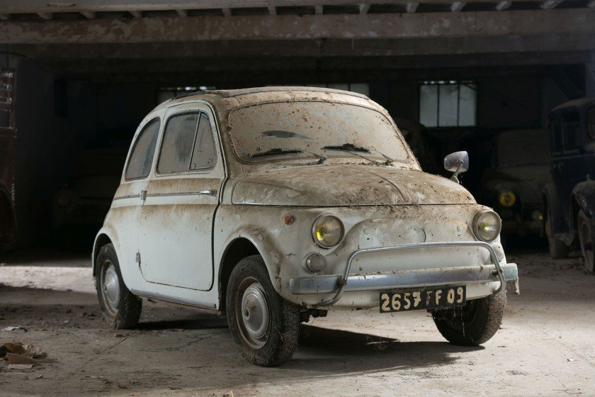 1962 Fiat 500 D - No reserve For Sale by Auction (picture 1 of 6)