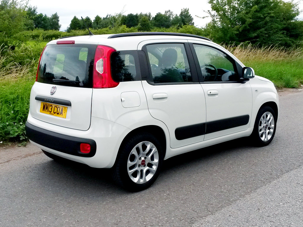 2013 FIAT PANDA 1.2 LOUNGE | ONLY 10000 MILES For Sale (picture 3 of 6)