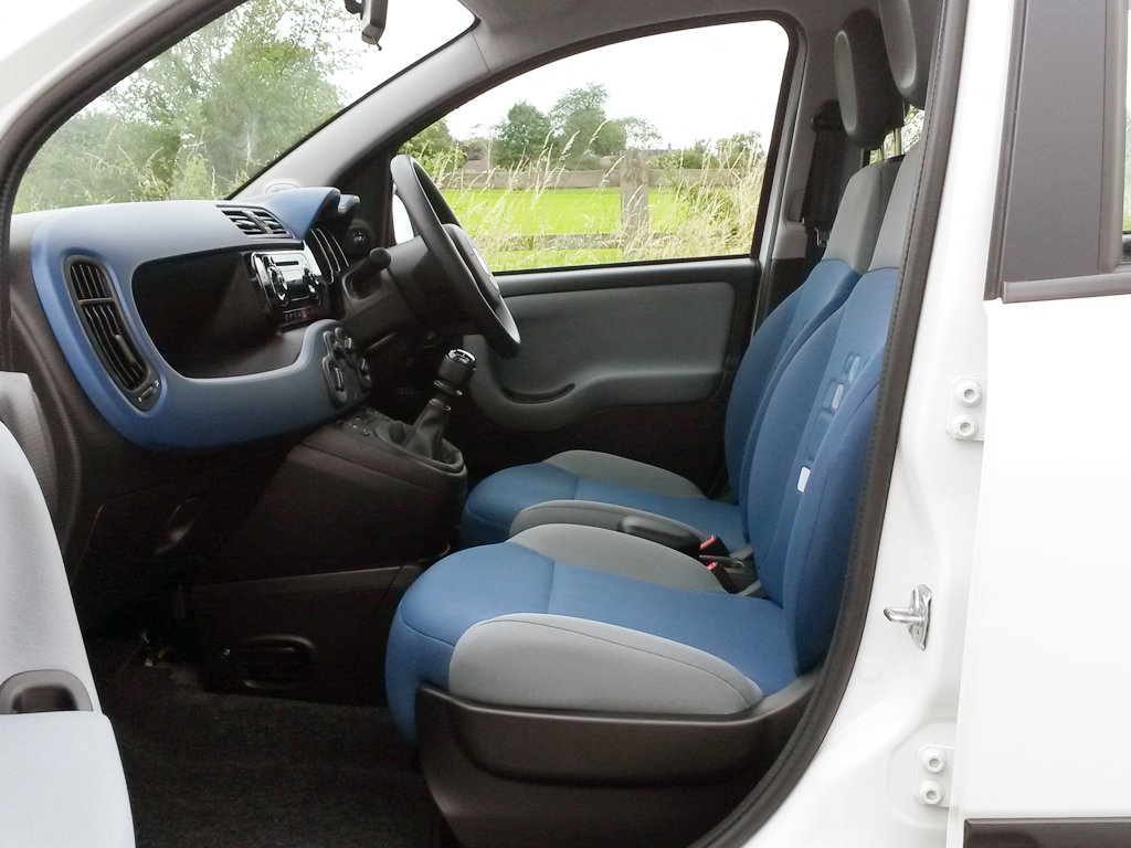 2013 FIAT PANDA 1.2 LOUNGE | ONLY 10000 MILES For Sale (picture 6 of 6)