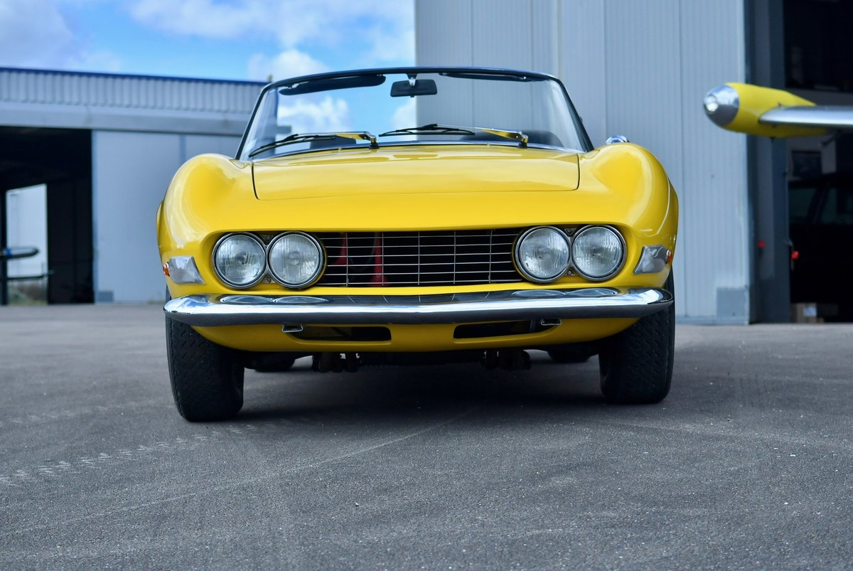 1968 Fiat dino Spider 2000 For Sale (picture 1 of 2)