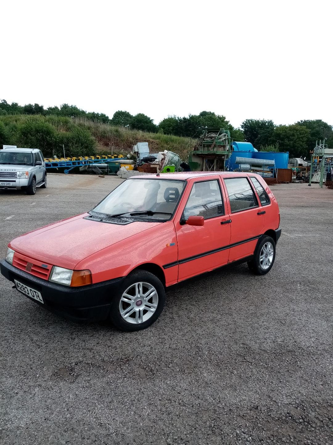 1993 Fiat uno 1.0  For Sale (picture 1 of 6)