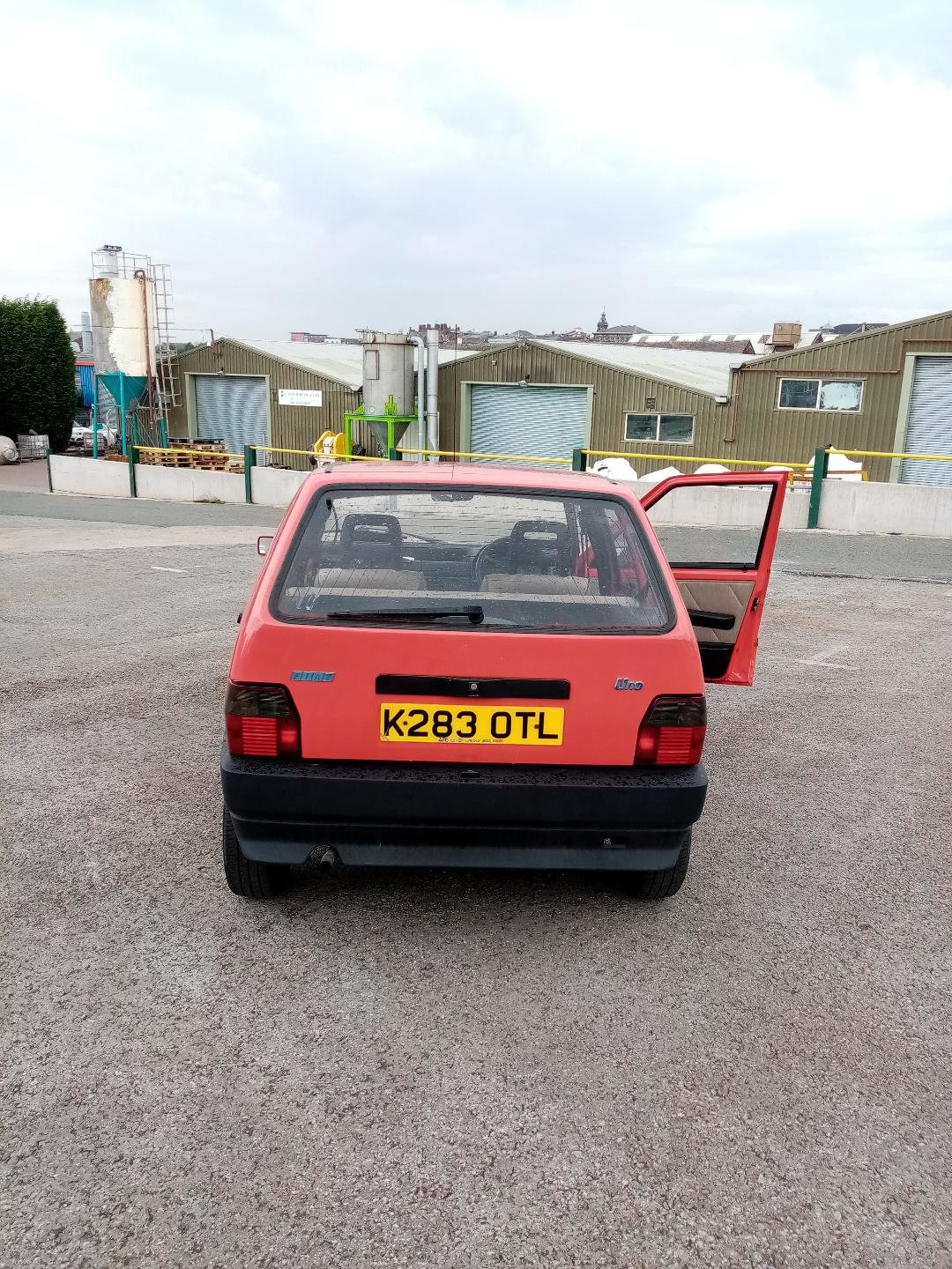 1993 Fiat uno 1.0  For Sale (picture 2 of 6)